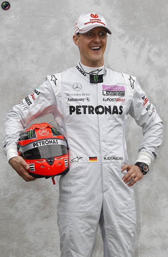 f1 014 Формула 1: Сезон 2011 открыт