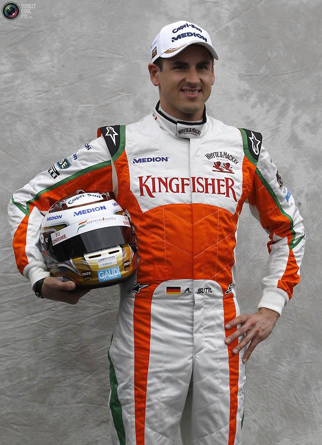 f1 019 Формула 1: Сезон 2011 открыт