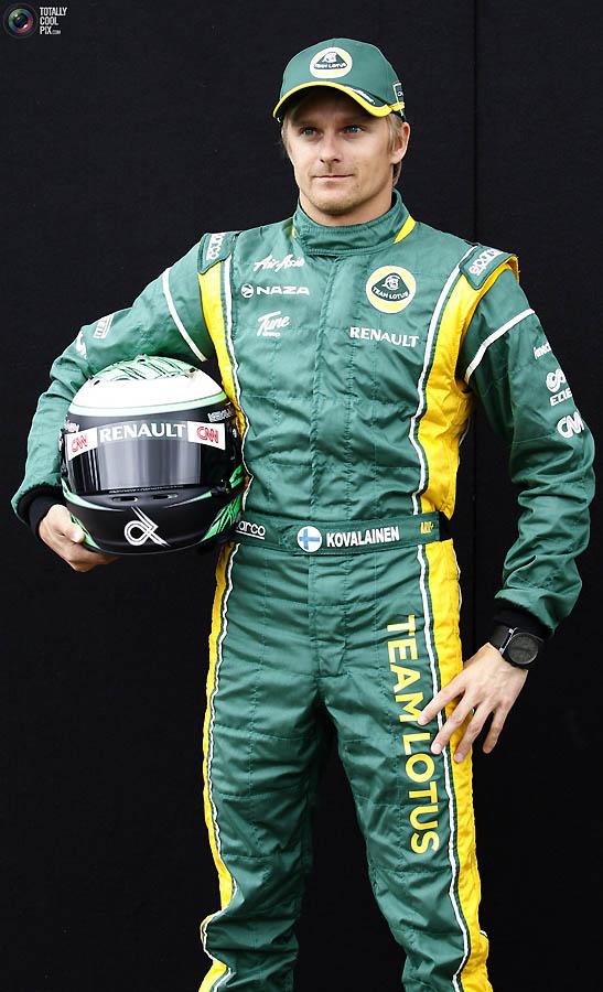 f1 027 Формула 1: Сезон 2011 открыт