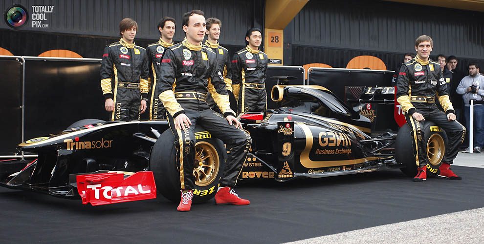 f1 033 Формула 1: Сезон 2011 открыт