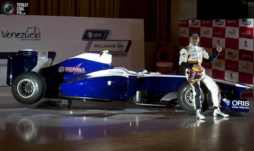f1 034 Формула 1: Сезон 2011 открыт