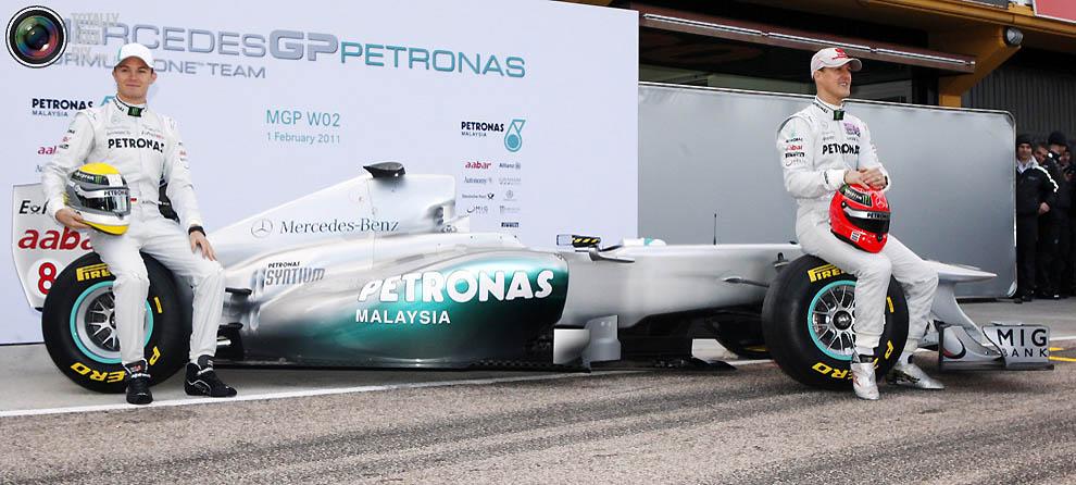 f1 035 Формула 1: Сезон 2011 открыт