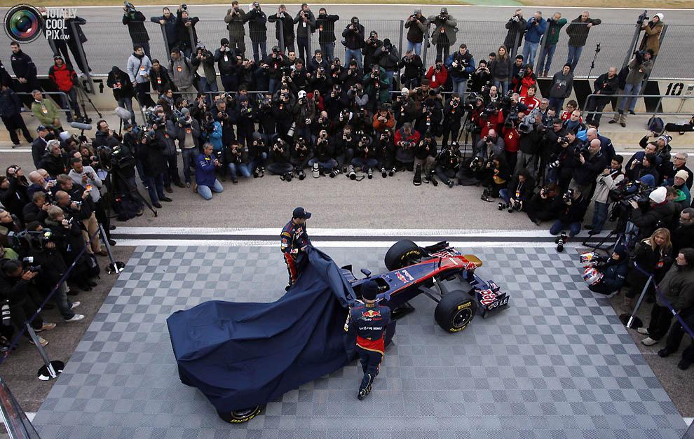 f1 036 Формула 1: Сезон 2011 открыт