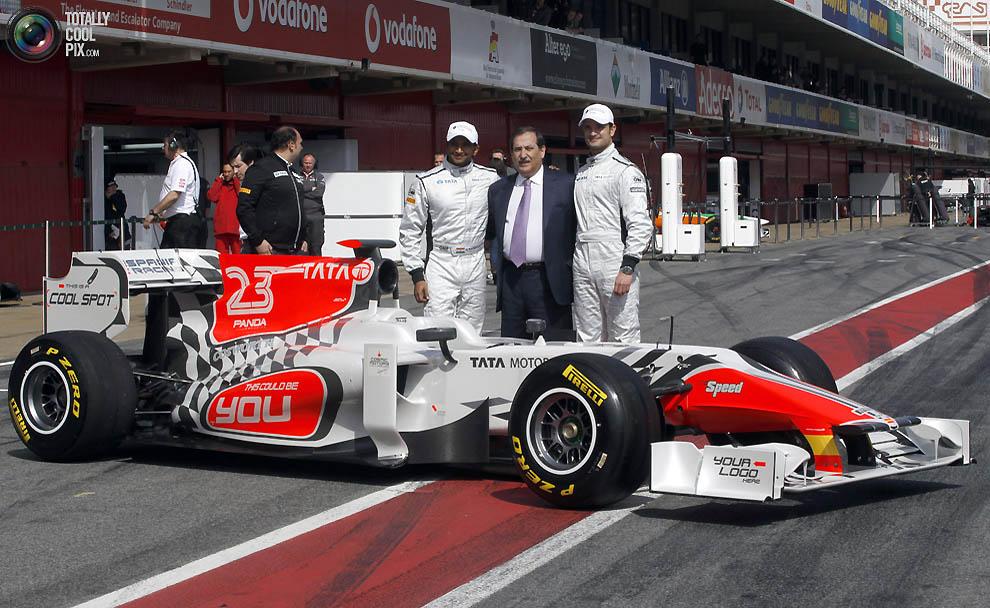 f1 038 Формула 1: Сезон 2011 открыт