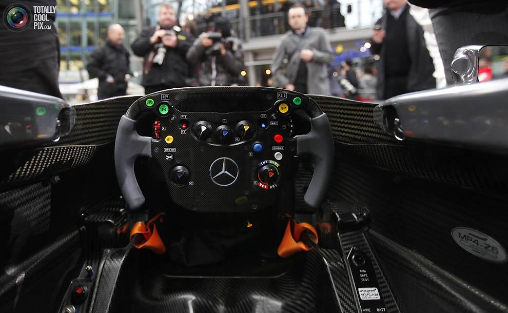 f1 040 Формула 1: Сезон 2011 открыт