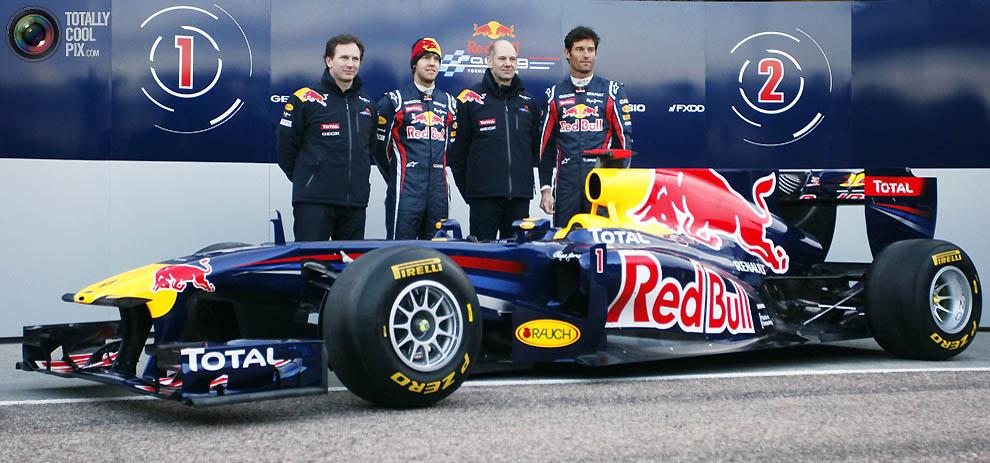 f1 042 Формула 1: Сезон 2011 открыт