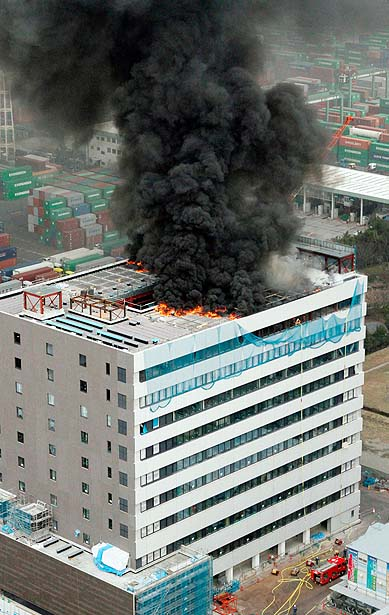 la fg earthquake04 Землетрясение в Японии   сильнейшее в истории страны (ОБНОВЛЕНО!)