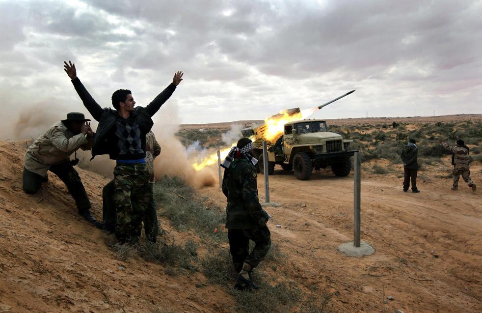 libya re Война в Ливии: Бои за Рас Лануф