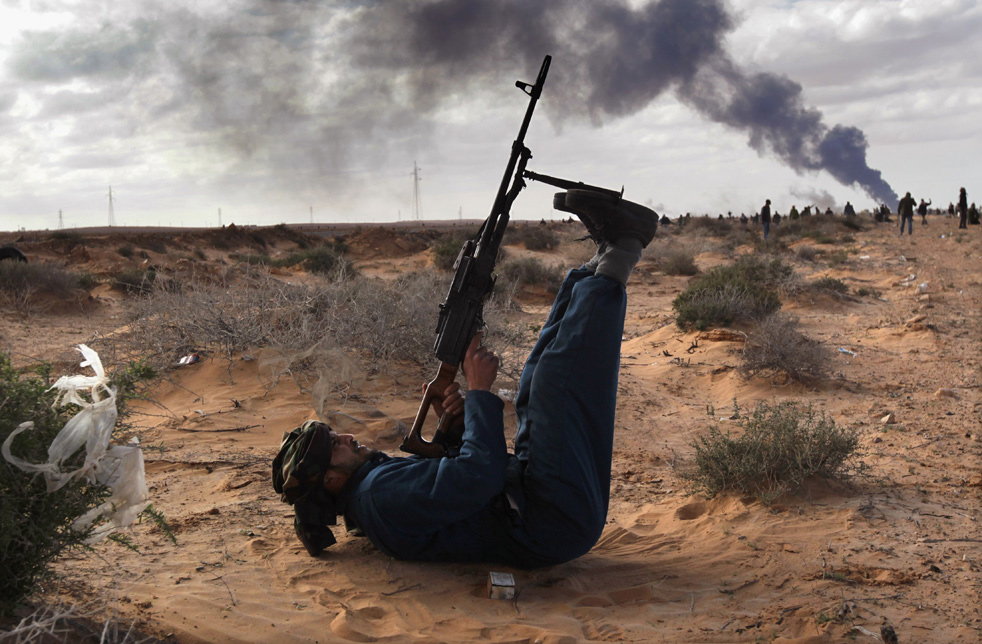 libya rg Война в Ливии: Бои за Рас Лануф