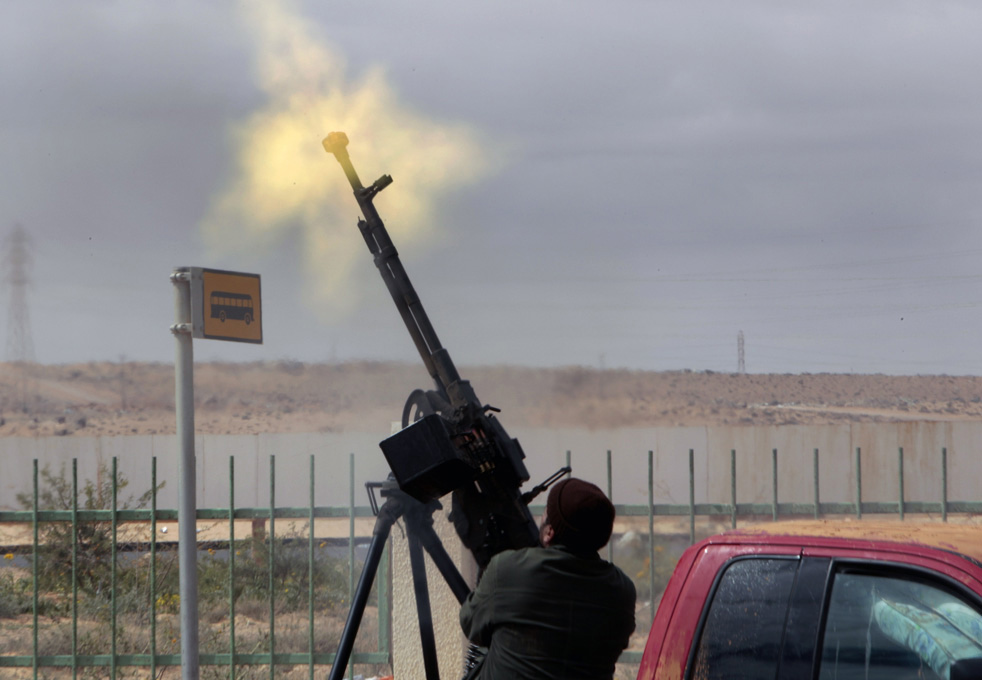 libya rk Война в Ливии: Бои за Рас Лануф