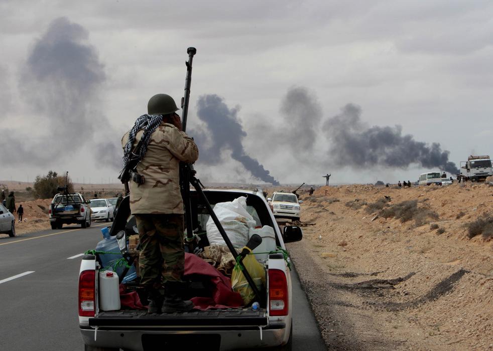 libya rl Война в Ливии: Бои за Рас Лануф
