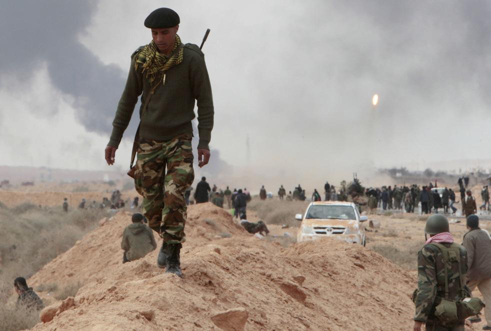 libya rm Война в Ливии: Бои за Рас Лануф