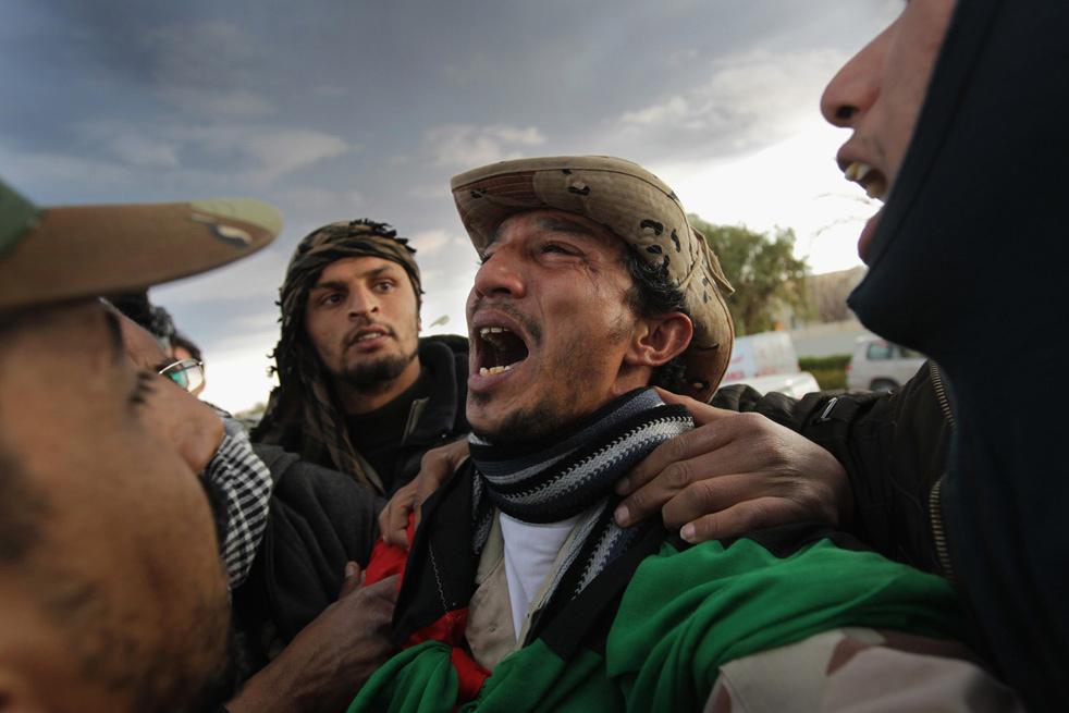 libya ro Война в Ливии: Бои за Рас Лануф