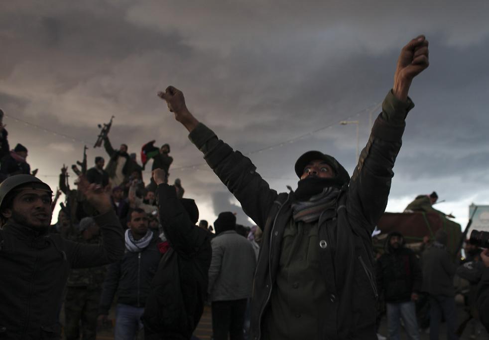 libya rp Война в Ливии: Бои за Рас Лануф