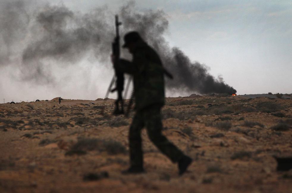 libya rr Война в Ливии: Бои за Рас Лануф