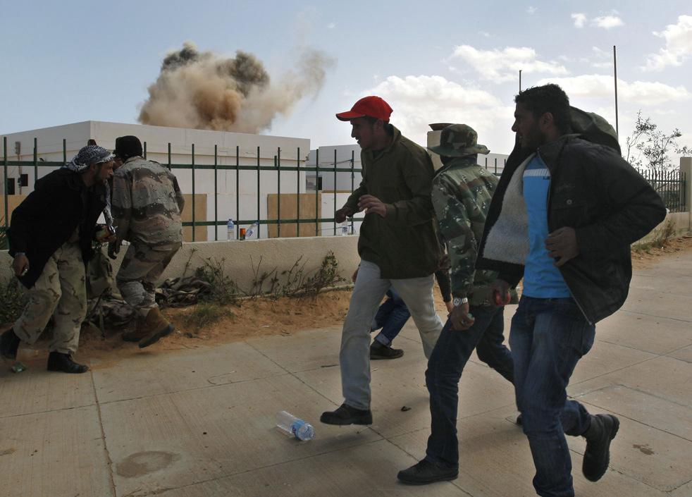 libya rt Война в Ливии: Бои за Рас Лануф