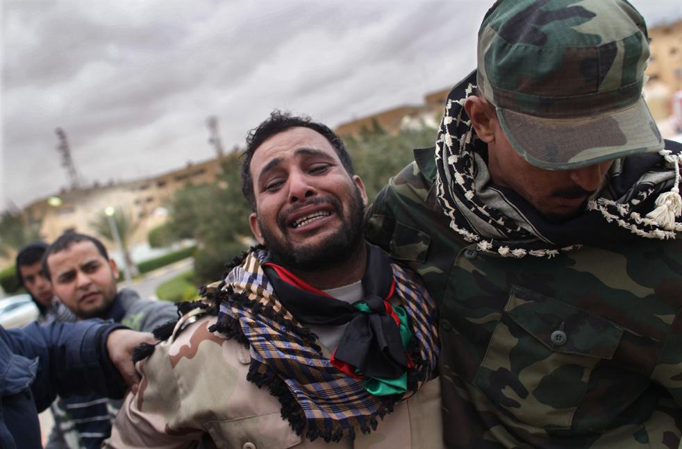 libya ru Война в Ливии: Бои за Рас Лануф