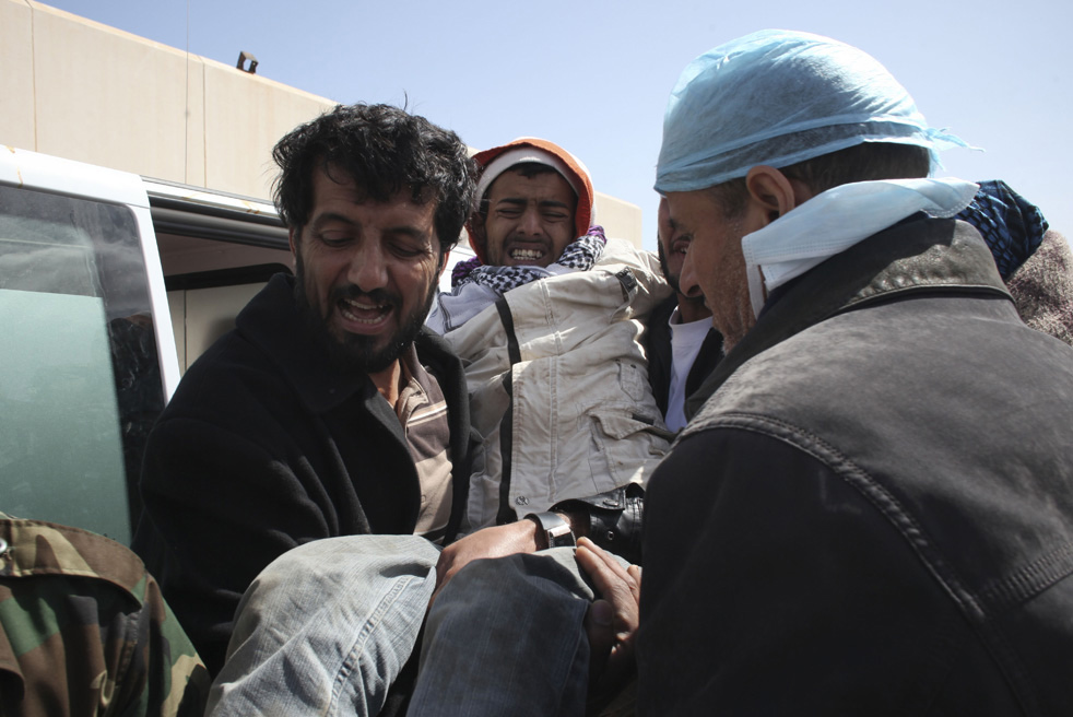 libya rw Война в Ливии: Бои за Рас Лануф