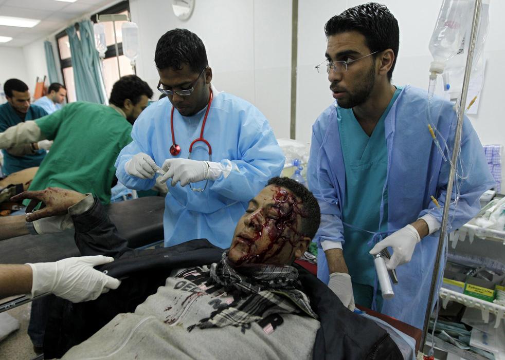 libya rz Война в Ливии: Бои за Рас Лануф