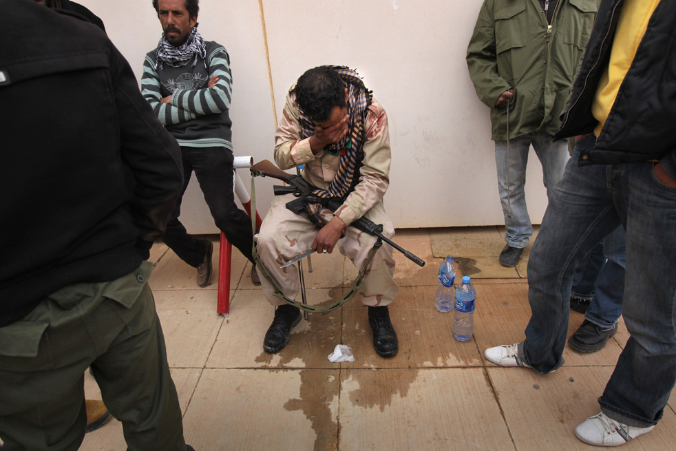 libya s0 Война в Ливии: Бои за Рас Лануф