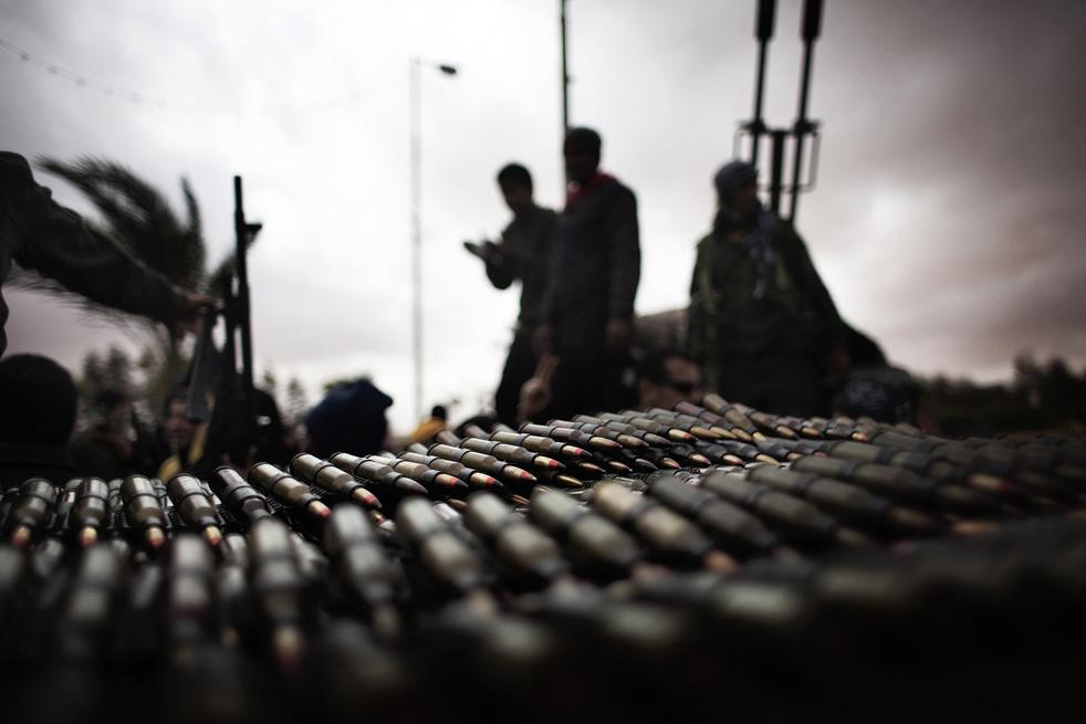 libya s2 Война в Ливии: Бои за Рас Лануф