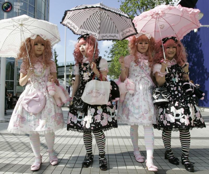 lolita 2 800x665 Японские готические Лолиты