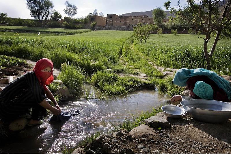 bidan midwife08 Sadiq Afghanistan