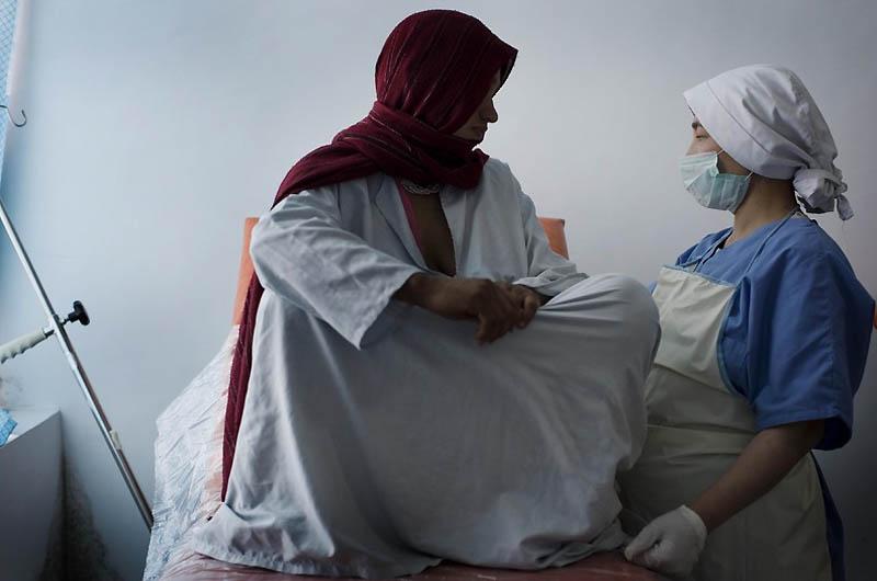 bidan midwife13 Sadiq Afghanistan