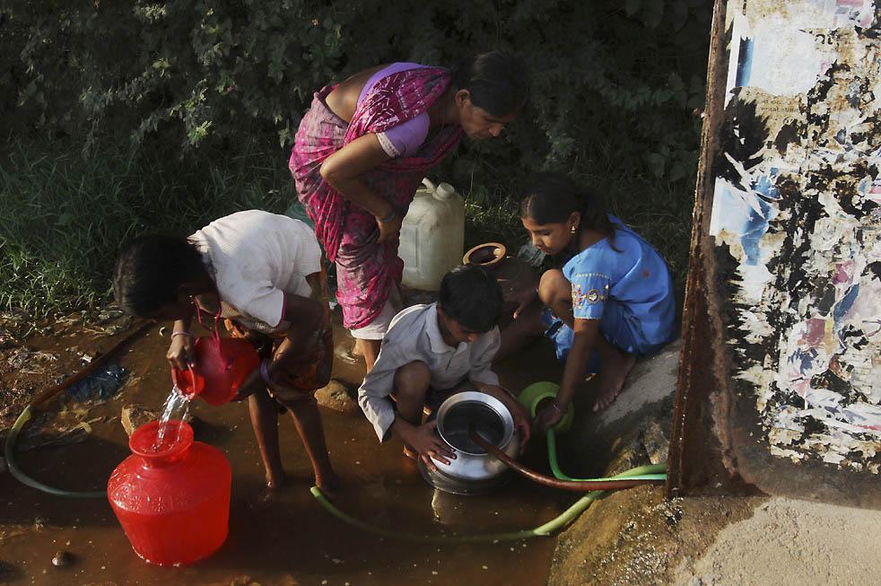 world wf Международный день воды 2011
