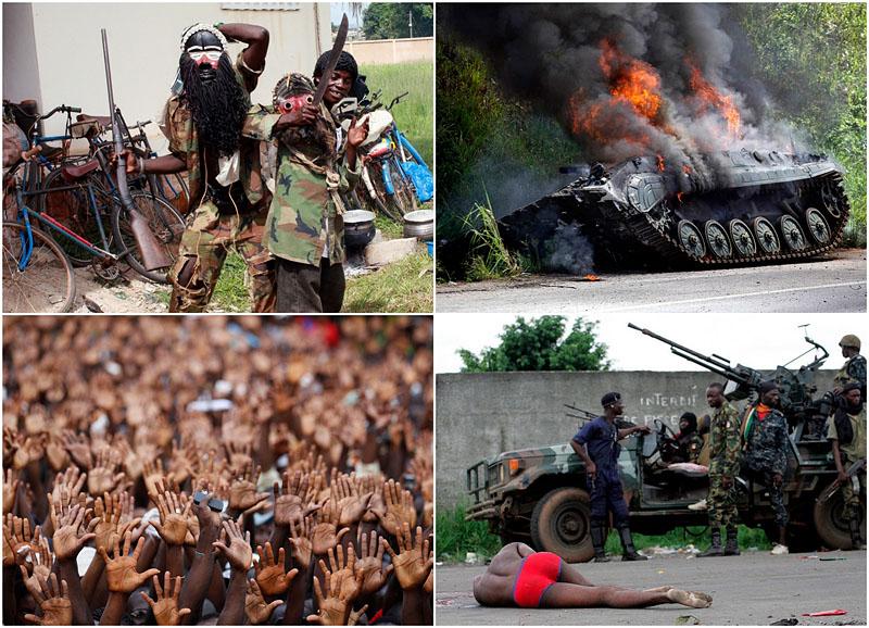 0019 Лидер Кот ДИвуара в осаде