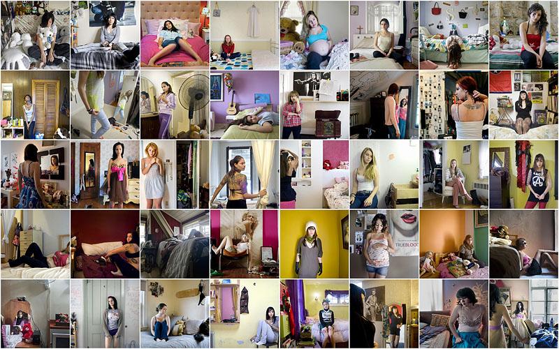 0025 Девушки и их комнаты (Часть 2)