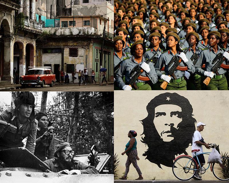 0043 Куба глядя вперед, оглядываясь назад