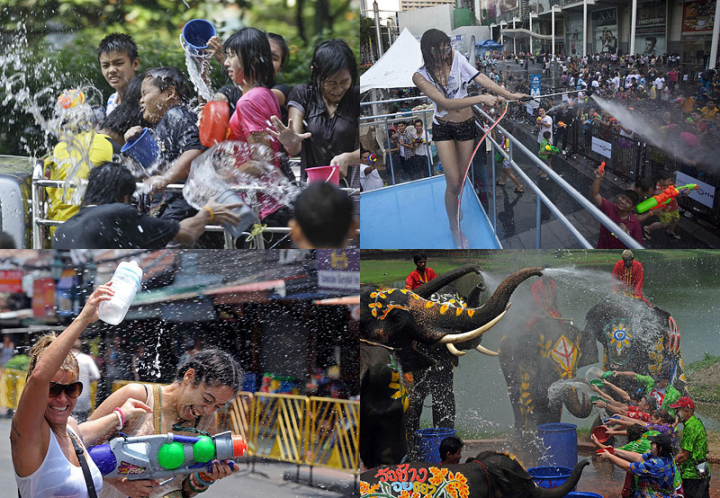 0050  Тайский Новый год