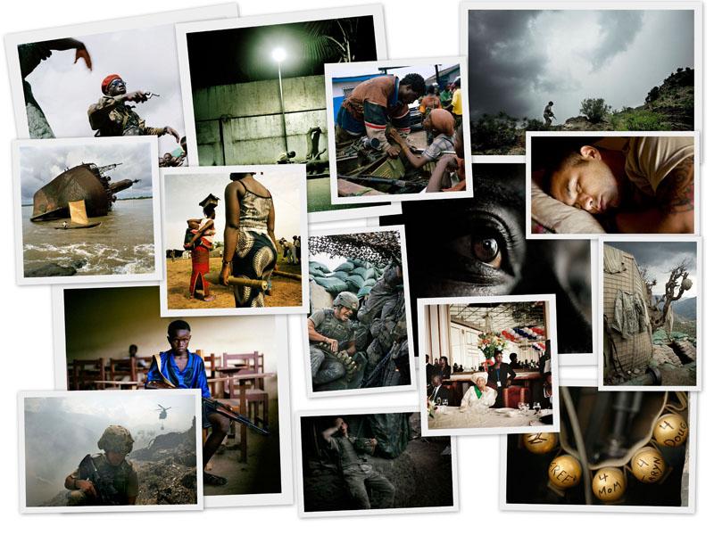 0055  Фотографии Тима Хетерингтона, погибшего в Ливии