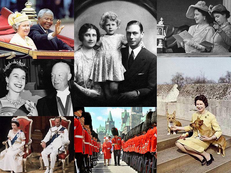 0062 Королева Елизавета II отметила свое 85 летие