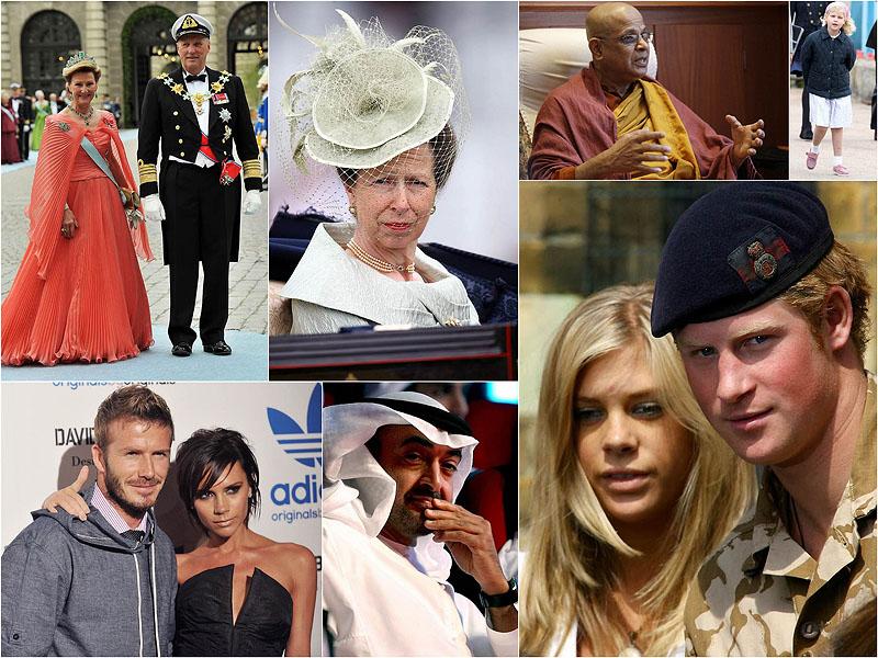 0076 Приглашенные на королевскую свадьбу