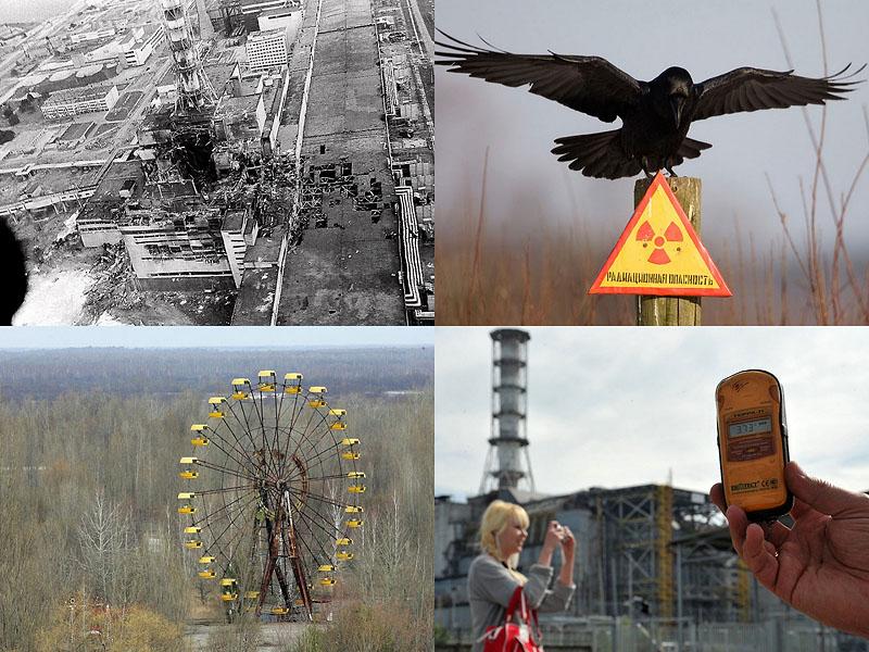 Чернобыль - самое экзотическое место для туризма в мире