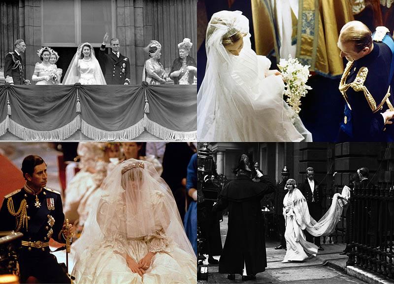 0085  Королевские свадьбы прошлых лет