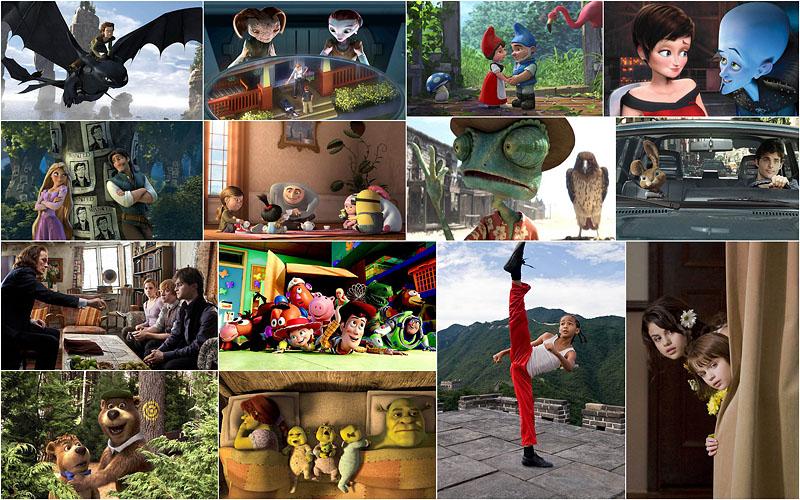 009 Детские фильмы с точки зрения родителей