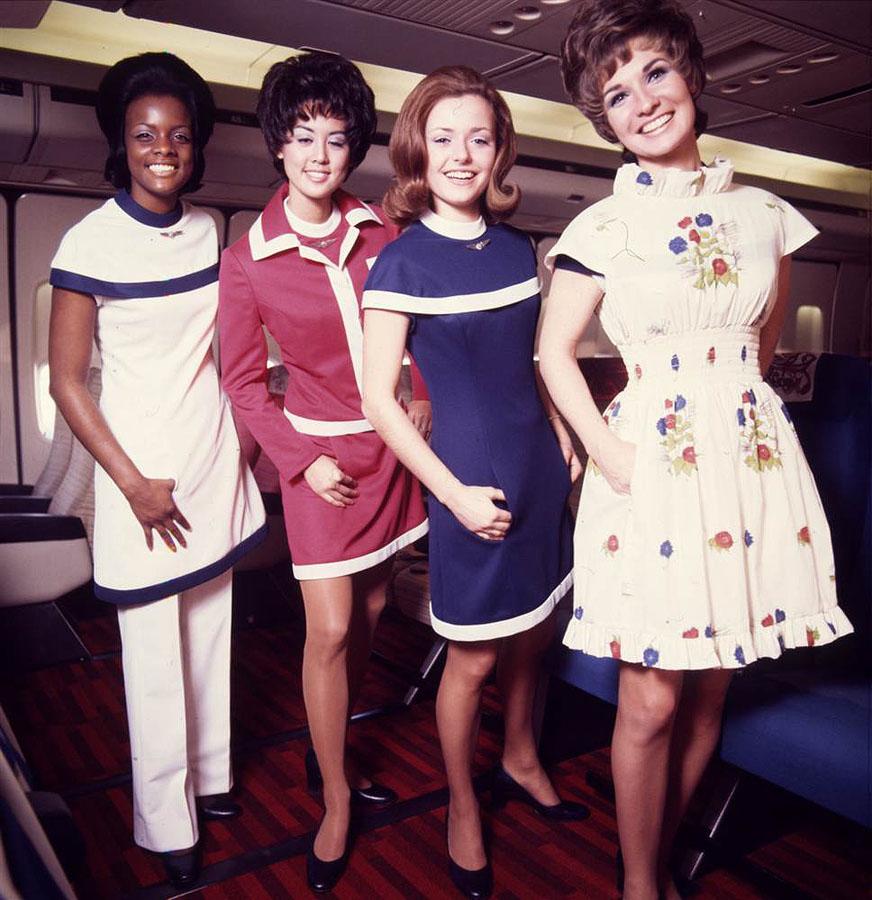 0823 Как менялась небесная мода с годами