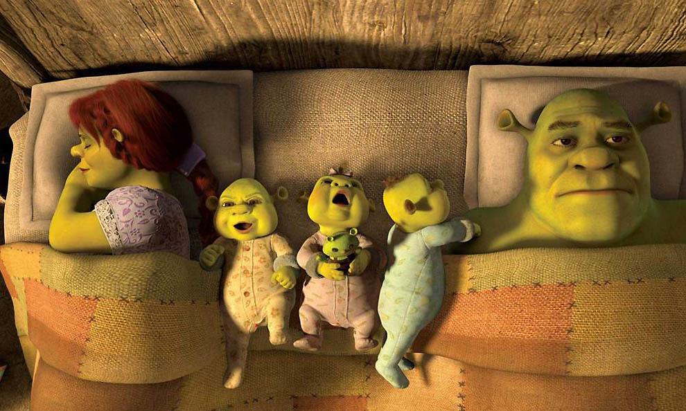 Детские фильмы с точки зрения мамы.
