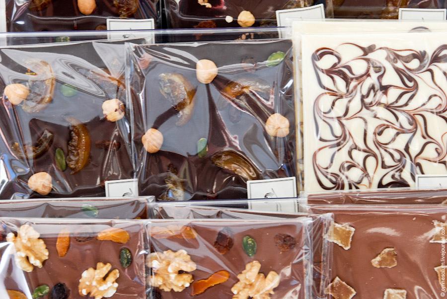 Фестиваль шоколада в Лондоне