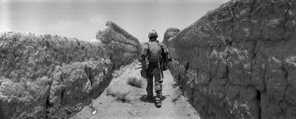 Афганистан март 2011 панорама