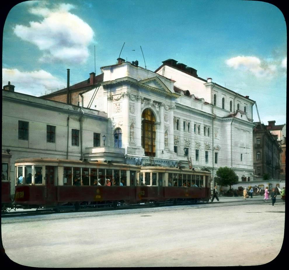 15122 Москва 1931 ого года в цвете