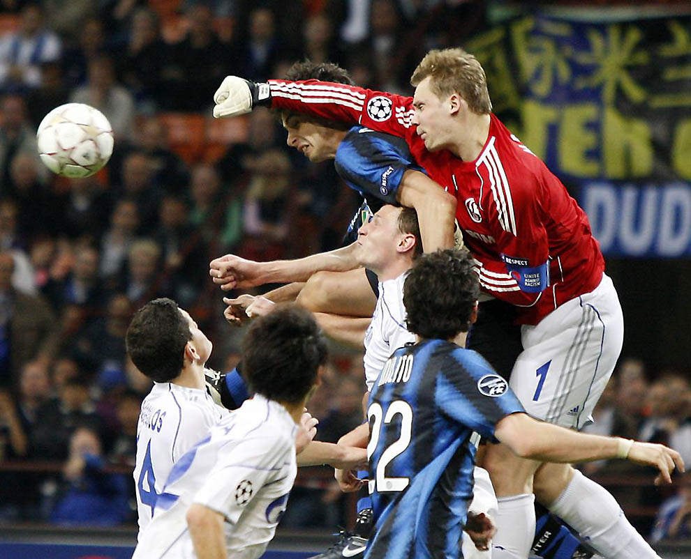 показать футбол