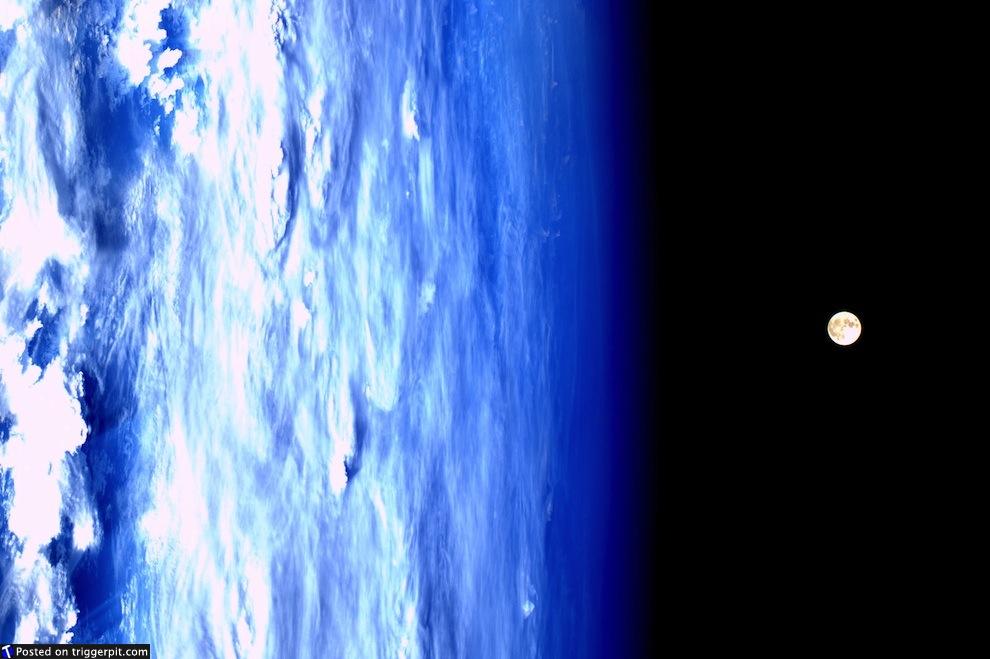 Прекрасная планета