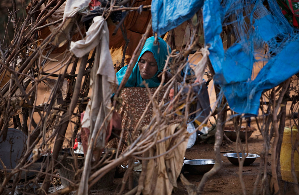 Kamp pengungsi terbesar di dunia, melebihi dua puluh