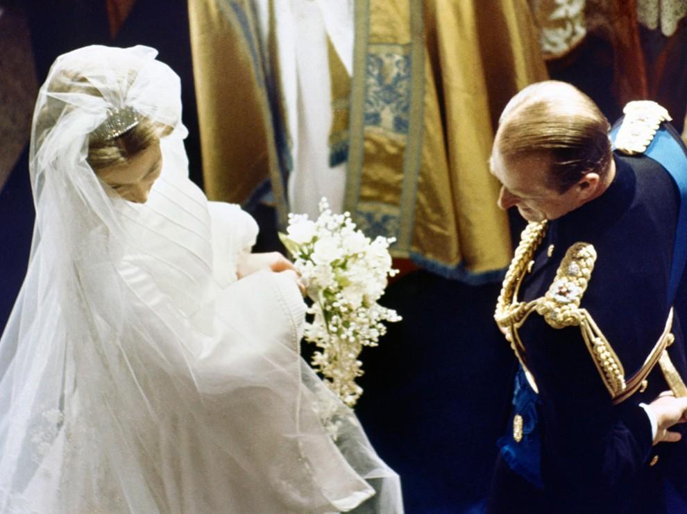 Королевские свадьбы прошлых лет