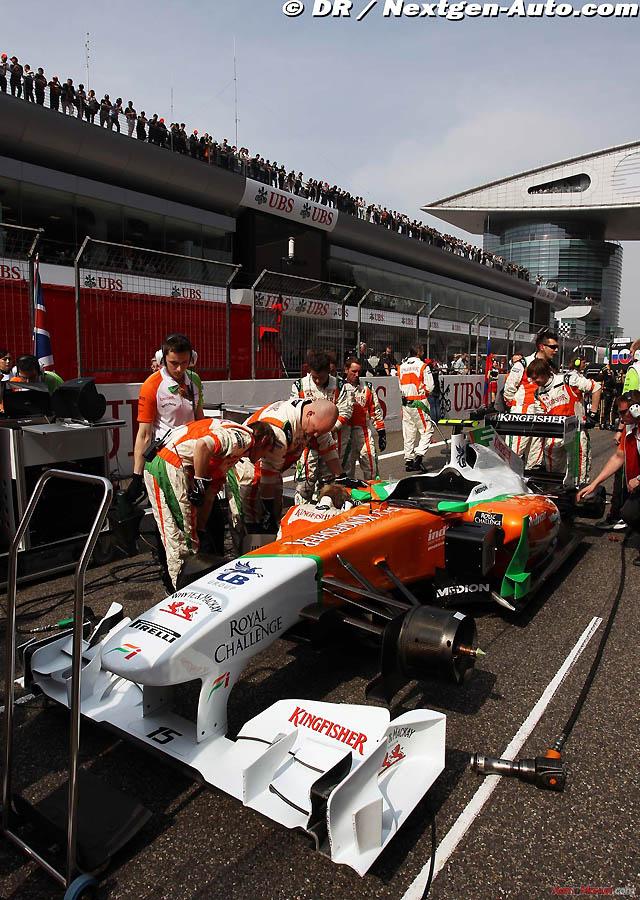 Формула-1 изнутри: Гран-при Китая 2011