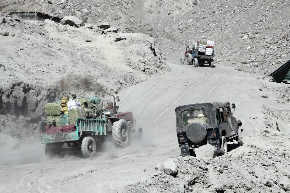 Пакистан: Бирюзовая смерть